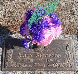 Sally Anderson