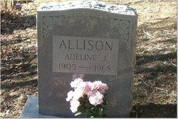 Adeline <I>Jeffrey</I> Allison