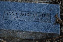 Anna Caroline <I>Noren</I> Bridgewater