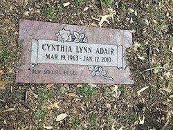 Cynthia Lynn Adair