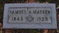 Samuel Alexander Mateer