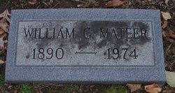 William Gilbert Mateer