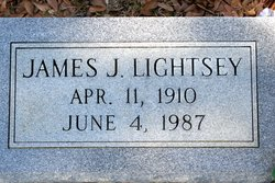 James Joseph Lightsey
