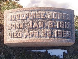Marie Josephine <I>Gregoire</I> Jones
