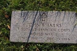 John B Akers