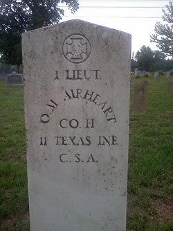 1LT Onslow Merle Airheart