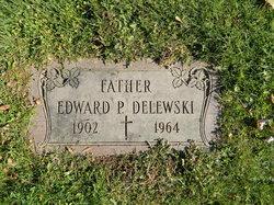 """Edward Paul """"Eddie"""" Delewski, Sr"""