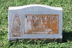 Vicenta M. Arias