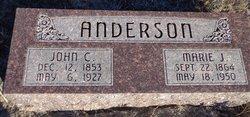 Marie J Anderson