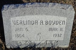 Verlinda A Boyden