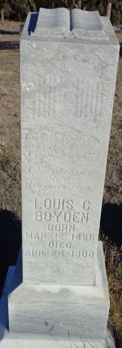 Louis C Boyden