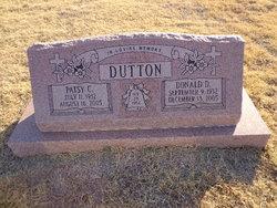 Patsy C Dutton