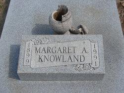 Margaret <I>Hinrichs</I> Knowland
