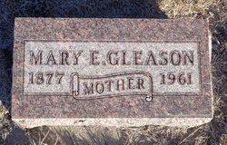 Mary E Gleason