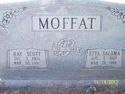 Ray Scott Moffat
