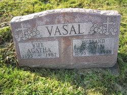 Agatha <I>Neubauer</I> Vasal
