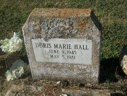 Doris Marie Hall