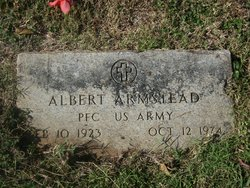Albert Armstead