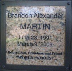 Brandon Alexander Martin