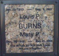 Mary Pauline <I>Schiavo</I> Burns