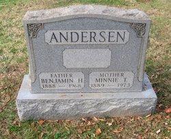Benjamin Harry Andersen