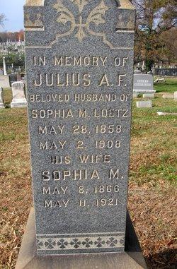 Sophia M. Loetz