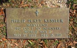 PFC Philip Platt Kessler