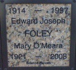 Mary <I>O'Meara</I> Foley