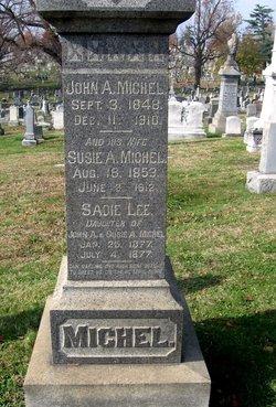 Susie A. <I>Patterson</I> Michel