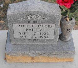 Callie Leorena <I>Jacobs</I> Bailey