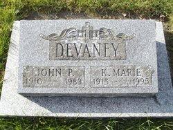 John P Devaney