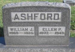 "Ellen Pearl ""Ella"" <I>Hibbard</I> Ashford"