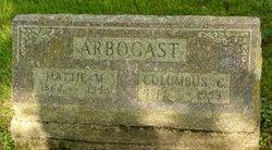 Mattie M <I>Dukes</I> Arbogast