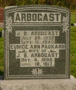 Eunice Ann <I>Packard</I> Arbogast