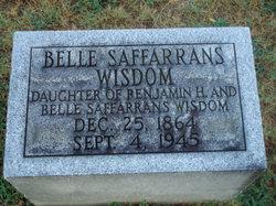 Belle Saffarrans Wisdom