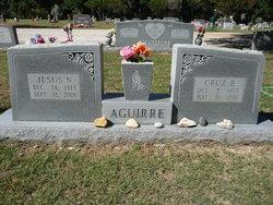 Cruz <I>Benevides</I> Aguirre