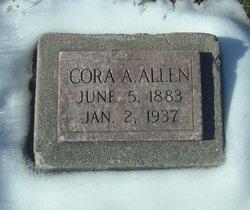 Cora A Allen