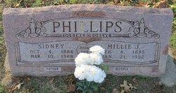 Millie Jane <I>Bogard</I> Phillips