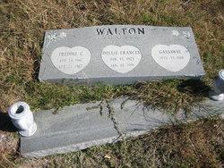 Freddie Clifford Walton