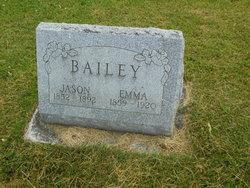 Martha Emma <I>Harter</I> Bailey