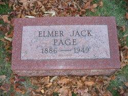 Elmer Jack Page