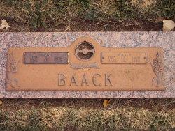Max Frederick Baack
