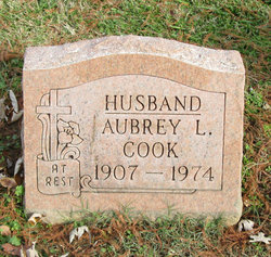 Aubrey L Cook