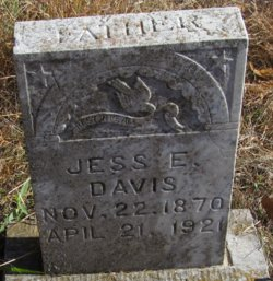 Jess Edwin Davis