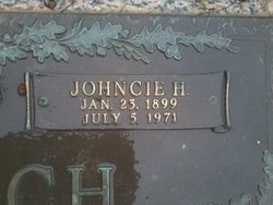 Johncie Juanita <I>Hardin</I> Bozovich
