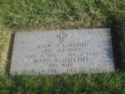 John Philip Gatchel