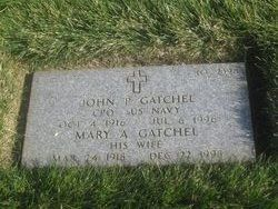 Mary Ann Gatchel