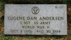 Eugene Dan Andersen