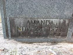 Amanda <I>Travis</I> Crowell
