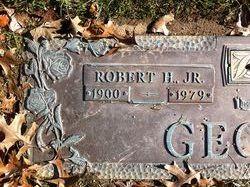 Robert Henry George, Jr
